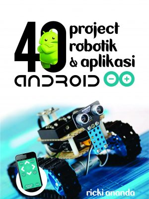 Buku 40 Project Robotic