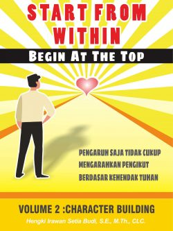 Buku Start From Within